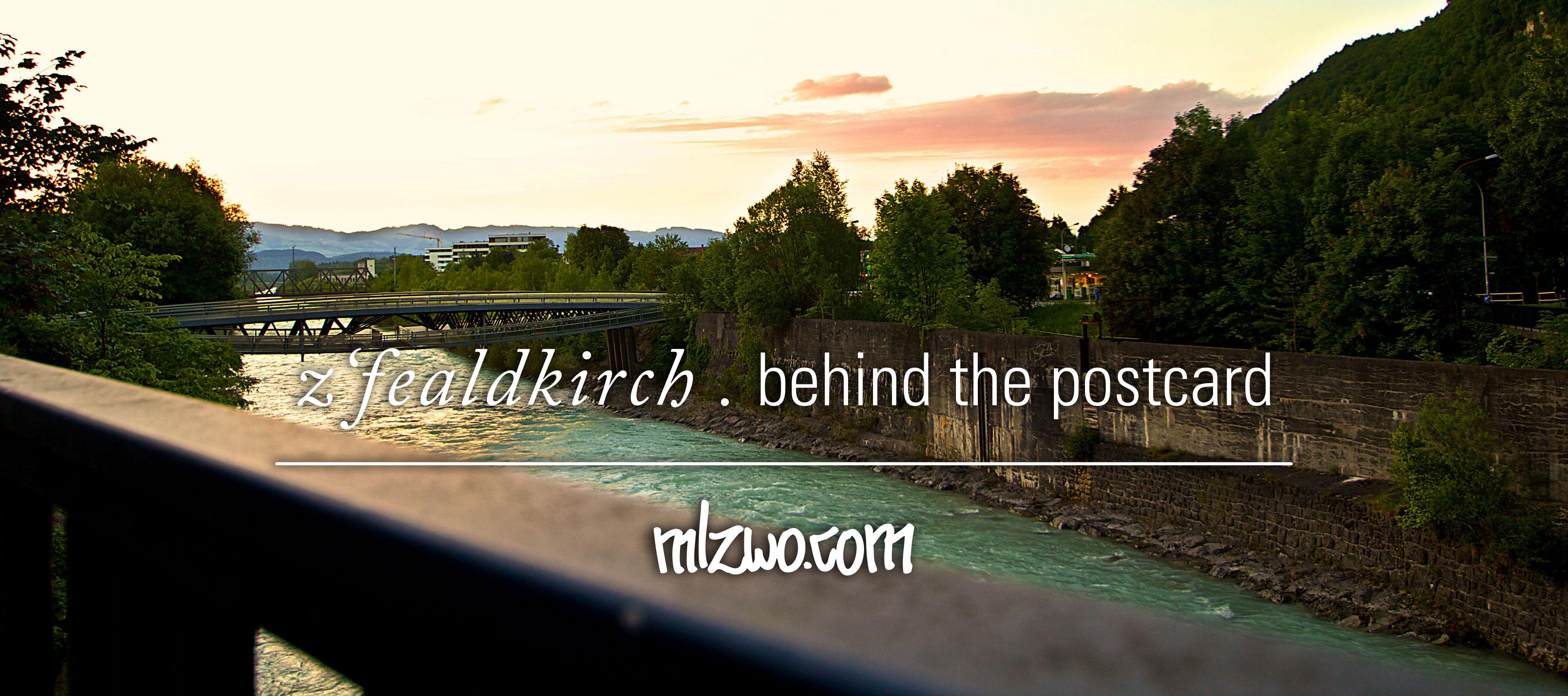 """Ein Bildband über das """"echte"""" Feldkirch"""